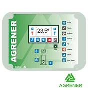 Ordenador AGR-6 de Agrener