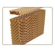 Refrigeración por paneles evaporativos Agrener