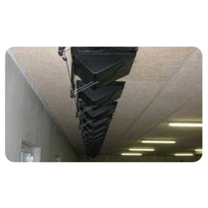 Entradas de techo DA 1500